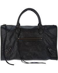 Balenciaga Work Bag - Black