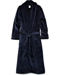 Brooks Brothers - Towelling Bathrobe - Lyst
