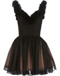 Maria Lucia Hohan Holly Dress black - Lyst