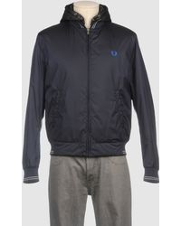 Fred Perry Jacket - Lyst