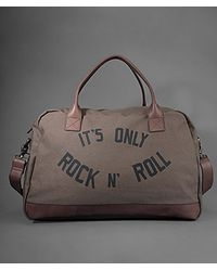 John Varvatos Its Only Rock N Roll Duffle - Green