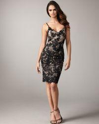 Mandalay - V-neck Lace Dress - Lyst
