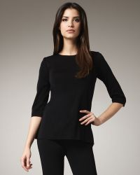 Misook Collection - Three-Quarter-Sleeve Top - Lyst