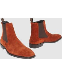 Boss by Hugo Boss Ankle Boots - Lyst