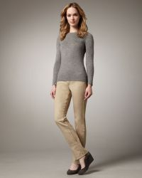 CJ by Cookie Johnson Faith Camel Straight-leg Jeans - Natural
