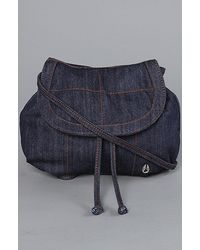 Nixon The Pick Me Up Purse in Denim - Lyst