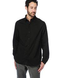 Splendid Always Long Sleeve Button Down Shirt - Lyst