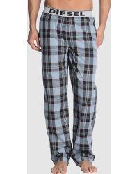 Diesel Gray Pyjama - Lyst