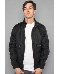 KR3W | The Hendry Jacket in Black | Lyst