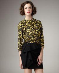 Thakoon - Batik Printed Blouse - Lyst
