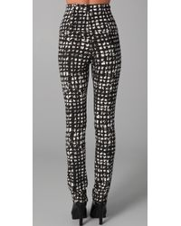 Willow - Print High Waisted Pants - Lyst