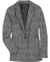 Rag & Bone Dover Wool-blend Tweed Jacket - Grey