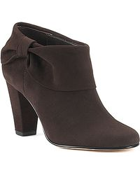 Kate Spade Bison - T Moro Suede Bootie - Lyst