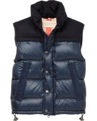 Burberry Brit - Robinson Down-filled Gilet - Lyst
