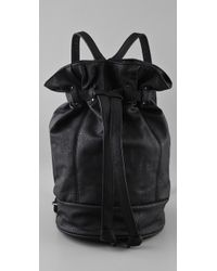 Cheap Monday - The Zydney Bag in Black - Lyst