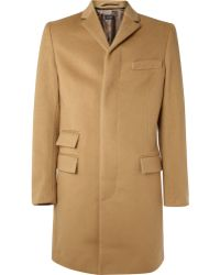 J.Crew | Mayfair Wool-blend Coat | Lyst