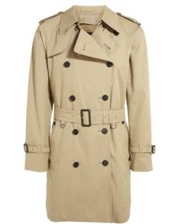 Aquascutum Corby Trench Coat - Lyst