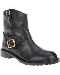 Marc By Marc Jacobs Biker Boot - Lyst