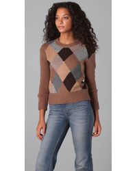 Marc By Marc Jacobs Blitz Sweater - Brown