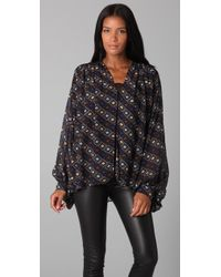 Winter Kate - Flying Fox Bed Jacket - Lyst