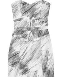 Sass & Bide A Matter Of Focus Dress - Grey