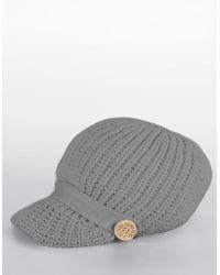 Ugg Cardy Knit Cap - Lyst
