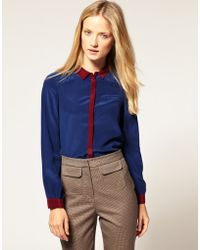 Whistles Pure Silk Blouse 19