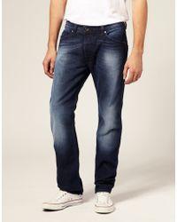 Diesel Diesel Darron 8j4 Slim Jeans - Lyst