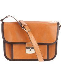 Chloé - Eliza Medium Leather Shoulder Bag - Lyst