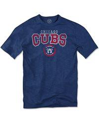 Banner 47 Chicago Cubs Regular Fit Crewneck T-shirt (men) - Lyst