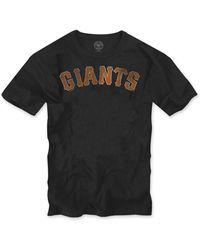 Banner 47 San Francisco Giants Regular Fit Crewneck T-shirt - Lyst