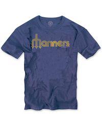 Banner 47 Seattle Mariners Regular Fit Crewneck T-shirt (men) - Lyst