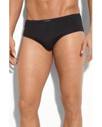 Calvin Klein Cotton Briefs (3-pack) - Lyst