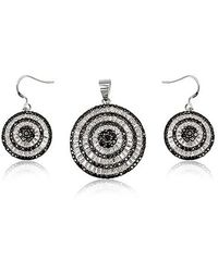 Chic Jewel Couture Art Deco Earrings - Lyst