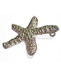 Chic Jewel Couture Estrella De Mar Pendant - Lyst