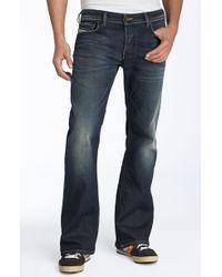 Diesel Zathan Bootcut Jeans (8b2 Wash) - Lyst