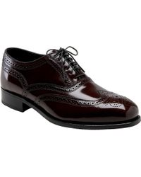 Florsheim Lexington Wing-Tip Oxford Shoes - Lyst