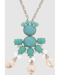 Gerard Yosca - Necklace - Lyst