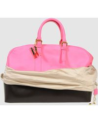 Isaac Mizrahi New York - Large Leather Bags - Lyst