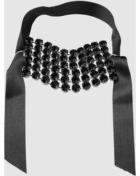 Valentino Garavani Bracelets black - Lyst