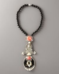 Ranjana Khan - Flamingo Pendant Necklace - Lyst