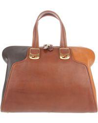 Fendi Two Bag brown - Lyst