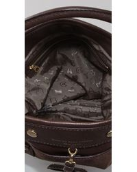 Marc By Marc Jacobs Preppy Leather Hobo - Brown