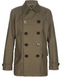 Paul Smith Double Breasted Jacket - Lyst