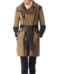 Temperley London Sofia Panelled Coat - Lyst