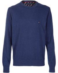 Tommy Hilfiger Sweater - Lyst