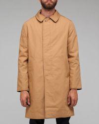 Woolrich Balmac Coat - Lyst