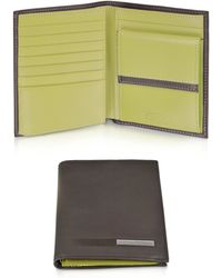 Bric's - Pininfarina - Leather Card Holder Coat Id Wallet - Lyst