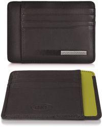 Bric's - Pininfarina - Leather Card Holder - Lyst
