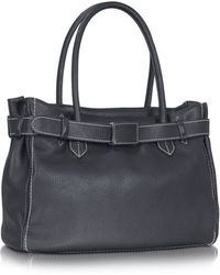Buti Large Leather Tote - Lyst